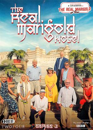 Rent The Real Marigold Hotel: Series 3 Online DVD & Blu-ray Rental
