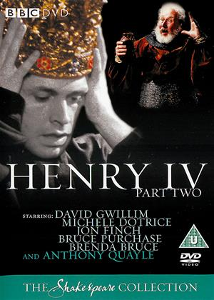 Rent BBC Shakespeare Collection: Henry IV: Part 2 (aka The Second Part of King Henry the Fourth Containing His Death and the Coronation of King Henry the Fifth) Online DVD & Blu-ray Rental