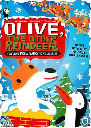 Rent Olive, the Other Reindeer Online DVD & Blu-ray Rental