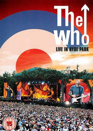 Rent The Who: Live in Hyde Park Online DVD & Blu-ray Rental