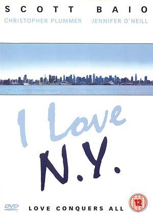 Rent I Love N.Y. Online DVD & Blu-ray Rental
