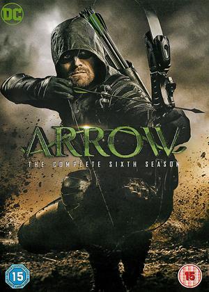 Rent Arrow: Series 6 Online DVD Rental