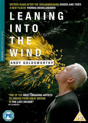 Rent Leaning Into the Wind (aka Leaning Into the Wind: Andy Goldsworthy) Online DVD & Blu-ray Rental