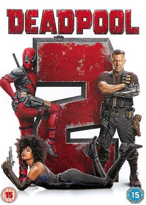 Deadpool 2 Online DVD Rental