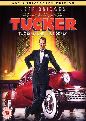 Rent Tucker: The Man and His Dream Online DVD & Blu-ray Rental
