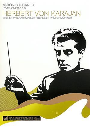 Rent Anton Bruckner: Symphonies Nos. 8 and 9 (Herbert Von Karajan) Online DVD & Blu-ray Rental