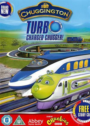 Rent Chuggington: Turbo Charged Chugger Online DVD Rental