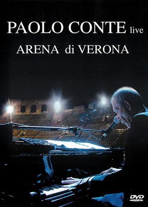 Rent Paolo Conte: Live: Arena di Verona Online DVD & Blu-ray Rental