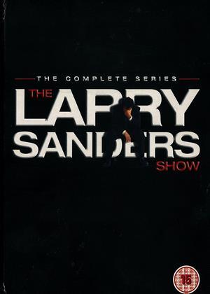 Rent The Larry Sanders Show: Series 4 Online DVD & Blu-ray Rental