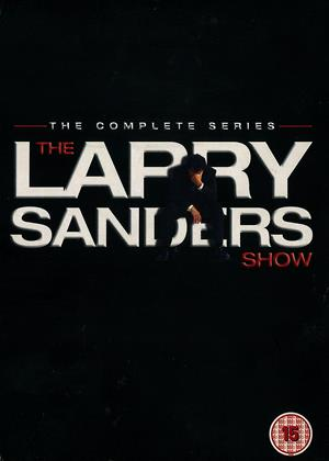 Rent The Larry Sanders Show: Series 5 Online DVD & Blu-ray Rental
