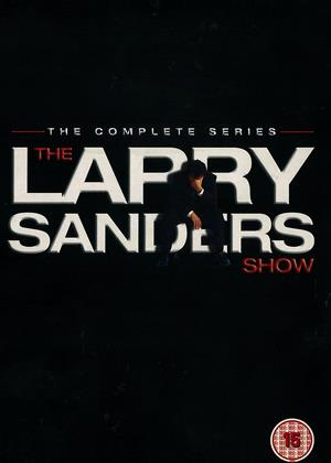 Rent The Larry Sanders Show: Series 6 Online DVD & Blu-ray Rental