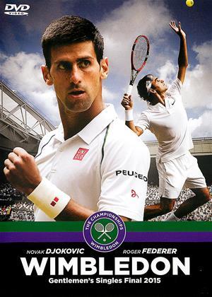 Rent Wimbledon: Gentlemen's Singles Final 2015 (aka Wimbledon: 2015 Men's Final) Online DVD Rental