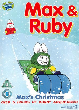 Rent Max and Ruby: Max's Christmas Online DVD & Blu-ray Rental