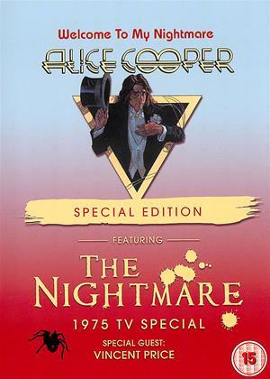 Rent Alice Cooper: Welcome to My Nightmare / The Nightmare Online DVD Rental