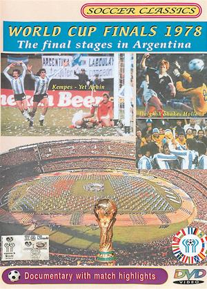Rent World Cup Finals 1978 (aka 1978 World Cup Finals - The Last 16) Online DVD & Blu-ray Rental
