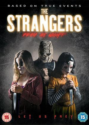 Rent The Strangers: Prey at Night (aka The Strangers: Part 2) Online DVD & Blu-ray Rental