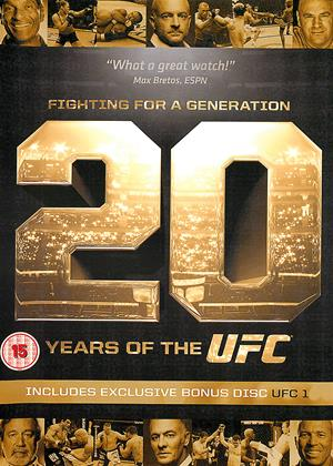 Rent Fighting for a Generation: 20 Years of the UFC (aka UFC: Fighting for a Generation) Online DVD Rental