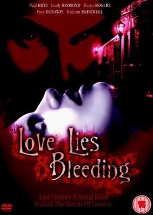 Rent Love Lies Bleeding Online DVD & Blu-ray Rental