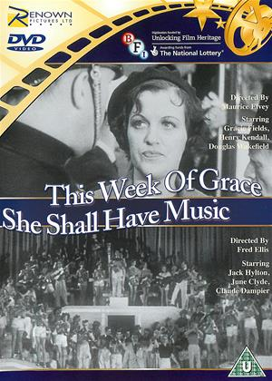 Rent This Week of Grace / She Shall Have Music Online DVD Rental