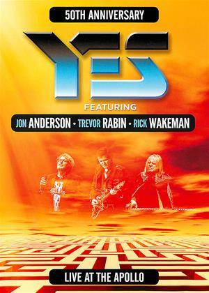 Yes: Live at the Apollo Online DVD Rental