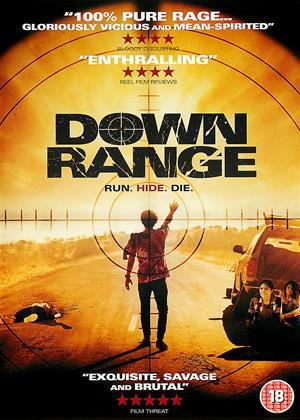 Rent Downrange Online DVD Rental