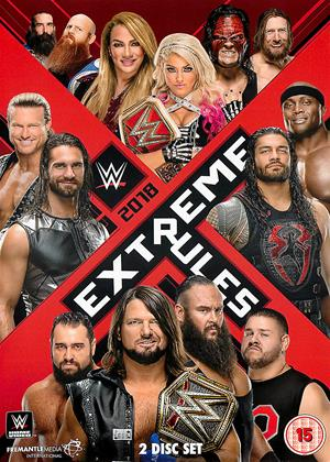 Rent WWE: Extreme Rules 2018 Online DVD & Blu-ray Rental