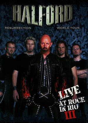 Rent Rob Halford: Resurrection World Tour: Live at Rock in Rio III Online DVD & Blu-ray Rental