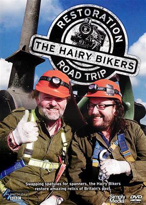 Rent The Hairy Bikers: Restoration Road Trip Online DVD & Blu-ray Rental