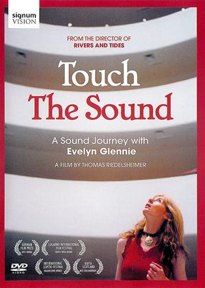 Rent Touch the Sound (aka Touch the Sound: A Sound Journey with Evelyn Glennie) Online DVD Rental