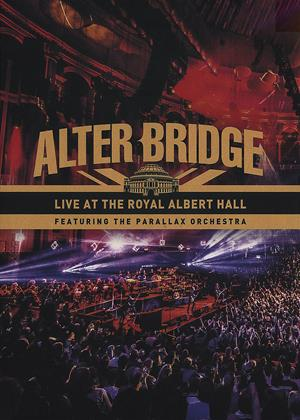 Rent Alter Bridge: Live at the Royal Albert Hall (aka Alter Bridge: Live at the Royal Albert Hall: Featuring the Parallax Orchestra) Online DVD & Blu-ray Rental