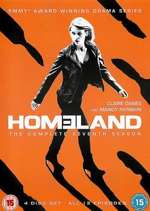 Rent Homeland: Series 7 Online DVD Rental