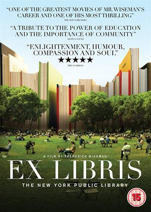 Rent Ex Libris: The New York Public Library Online DVD & Blu-ray Rental