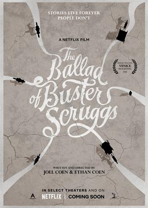 Rent The Ballad of Buster Scruggs Online DVD & Blu-ray Rental