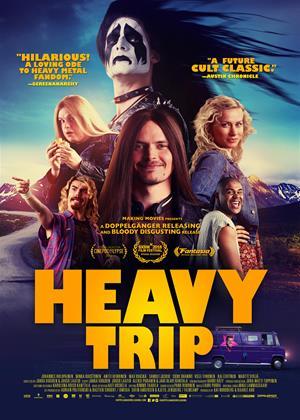 Rent Heavy Trip (aka Hevi reissu) Online DVD & Blu-ray Rental