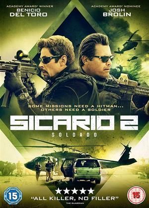 Rent Sicario 2: Soldado (aka Sicario: Day of the Soldado) Online DVD Rental