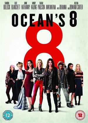 Ocean's 8 Online DVD Rental