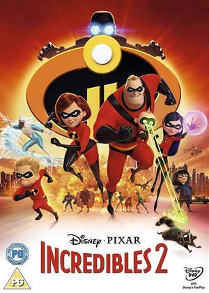 Incredibles 2 Online DVD Rental