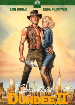 Rent Crocodile Dundee 2 (aka 'Crocodile' Dundee II) Online DVD & Blu-ray Rental