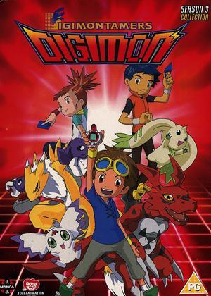 Rent Digimon: Digital Monsters: Series 3 Online DVD Rental