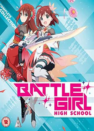 Battle Girl High School Online DVD Rental