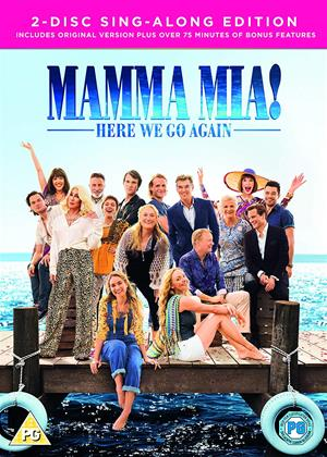 Rent Mamma Mia! Here We Go Again (aka Mamma Mia 2) Online DVD Rental