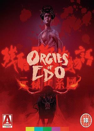 Rent Orgies of Edo (aka Zankoku ijô gyakutai monogatari: Genroku onna keizu) Online DVD & Blu-ray Rental