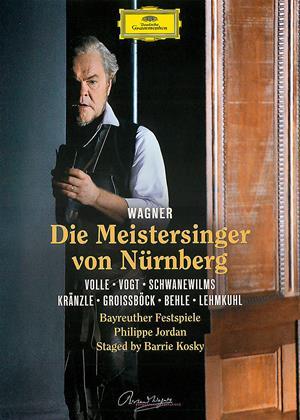 Die Meistersinger Von Nürnberg: Bayreuther Festspiele (Philippe Jordan) Online DVD Rental