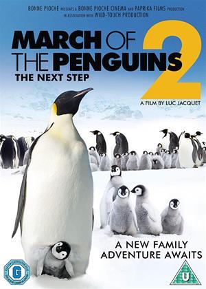 Rent March of the Penguins 2: The Next Step (aka L'empereur) Online DVD Rental
