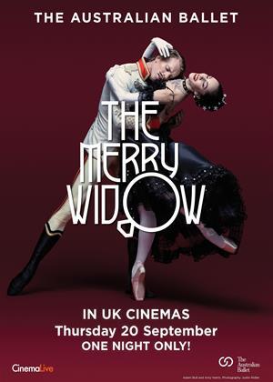 Rent The Merry Widow: The Australian Ballet Online DVD & Blu-ray Rental