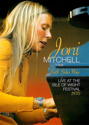 Rent Joni Mitchell: Both Sides Now (aka Joni Mitchell: Both Sides Now: Live at the Isle of Wight Festival 1970) Online DVD & Blu-ray Rental