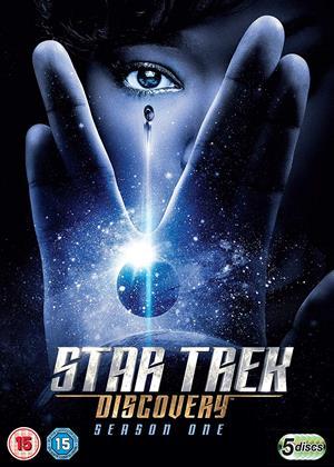 Rent Star Trek: Discovery: Series 1 Online DVD Rental