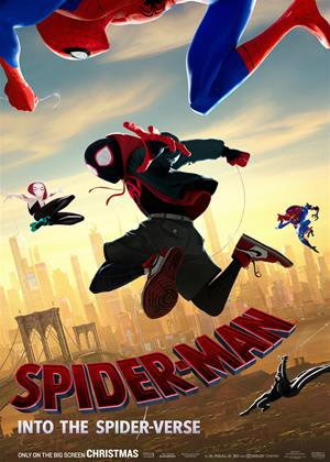 Rent Spider-Man: Into the Spider-Verse Online DVD Rental