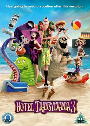 Rent Hotel Transylvania 3 (aka Hotel Transylvania 3: Summer Vacation) Online DVD Rental