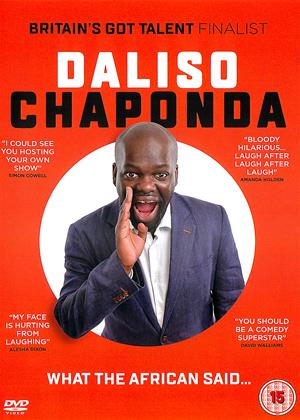 Rent Daliso Chaponda: What the African Said Online DVD & Blu-ray Rental